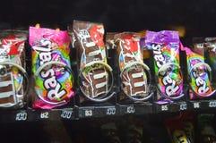 Cukierki automat Zdjęcia Stock