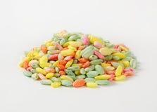 Cukierki chuchał ryż Obraz Royalty Free
