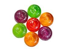 Cukierki colourful. Zdjęcia Royalty Free