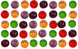 Cukierki colourful. Fotografia Royalty Free