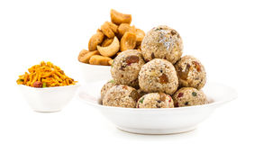 Cukierki Do Laddu Obrazy Royalty Free