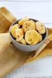 Cukierki figi w pucharze Zdjęcie Stock