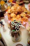 Cukierki, Galaretowy cukier Obrazy Royalty Free