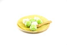 Cukierki gotowany balowy deser Zdjęcie Stock