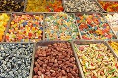 Cukierki i cukierek Zdjęcia Stock