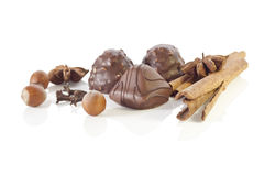 Cukierki i pikantność Obraz Royalty Free