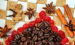 Cukierki i pikantność Fotografia Stock
