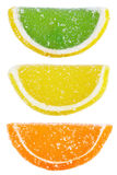 cukierki kolorowi Obraz Stock