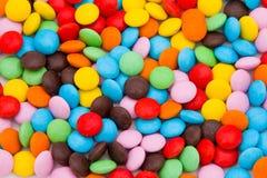cukierki kolorowi Zdjęcie Royalty Free