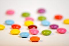 cukierki kolorowi Obrazy Stock