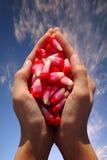 cukierki kukurydziane Zdjęcie Royalty Free