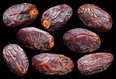 Cukierki susząca daktylowa owoc zdjęcia royalty free
