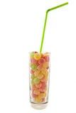 cukierki szklani Zdjęcia Royalty Free