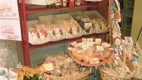 Cukierki w sklepie zbiory