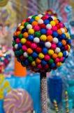 Cukierku drzewo obrazy royalty free