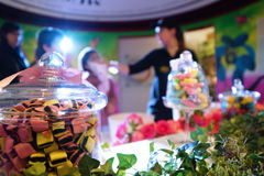 Cukierku Haribo muzeum vegetal Obraz Royalty Free
