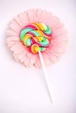 cukierku kwiat Obrazy Royalty Free