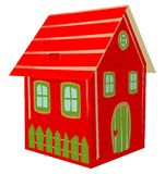 Cukierku pudełko, pudełko dom, prezenta pudełko, teraźniejszości pudełko, Bożenarodzeniowy pudełko zdjęcia royalty free