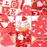 cukierku valentine Fotografia Royalty Free