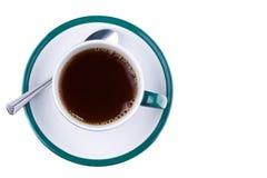 cukierniana kawa espresso Zdjęcie Royalty Free