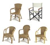 cukierniani krzesła obraz stock
