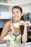 cukierniani młodych kobiet Obraz Royalty Free