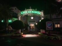 Cukierniany LaBamba, universal studio, Orlando, FL obrazy stock