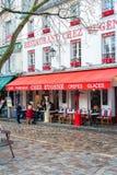 cukierniany Paris Obraz Stock