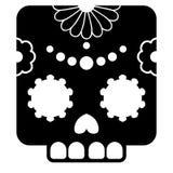 Cukrowa czaszka wektoru eps r?ka rysuj?ca, wektor, Eps, logo, ikona, sylwetki ilustracja crafteroks dla r??nego u?ywa Odwiedza m? royalty ilustracja