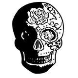 Cukrowa czaszka wektoru eps r?ka rysuj?ca, wektor, Eps, logo, ikona, sylwetki ilustracja crafteroks dla r??nego u?ywa Odwiedza m? ilustracja wektor