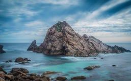 CUKROWY bochenek I morze POŁUDNIOWA ZACHODNIA zachodnia australia Zdjęcie Stock