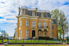 Culbertson Mansion New Albany Indiana Royalty Free Stock Photo
