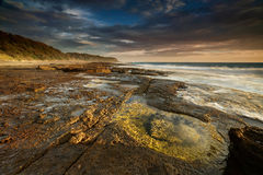 Culburra Beach to Crookhaven Heads Royalty Free Stock Images