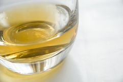 Culbuteur de whiskey Photographie stock