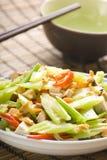 Culinária foto de stock