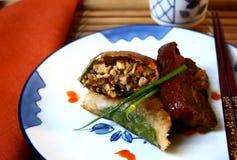 Culinária asiática Imagem de Stock Royalty Free