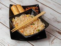 Culinária asiática foto de stock