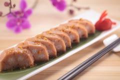 Culinária de China hangzhou Foto de Stock