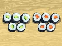 Culinária de Japão Fotos de Stock Royalty Free