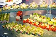 Culinária de Singapore Fotografia de Stock