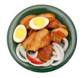 Culinária famosa do Vietnamese, fotografia de stock royalty free