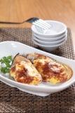 Culinária fresca e saboroso do marisco foto de stock royalty free
