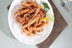 Culinária fresca e saboroso do marisco imagem de stock