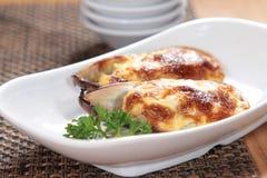 Culinária fresca e saboroso do marisco imagem de stock royalty free