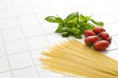 Culinária italiana foto de stock