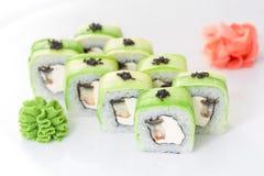 Culinária japonesa Imagens de Stock
