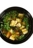 Culinária japonesa -- Sopa Foto de Stock