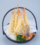 Culinária japonesa tempura E Imagens de Stock