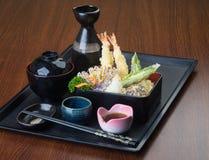 Culinária japonesa tempura E Fotos de Stock