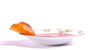 Culinária polonesa. Rissóis Imagem de Stock Royalty Free